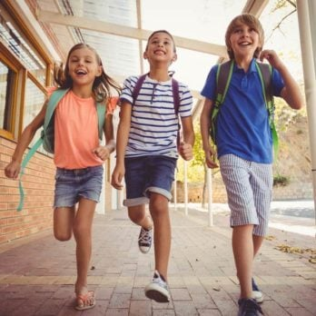 Why You Should Think Twice Before Posting Back-to-School Pictures of Your Kids
