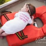 This Newborn Survived Hurricane Harvey and Had the Most Adorable Photo Shoot Afterward