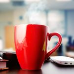 Watch Out! That Break Room Coffee Might Be Crawling With Germs