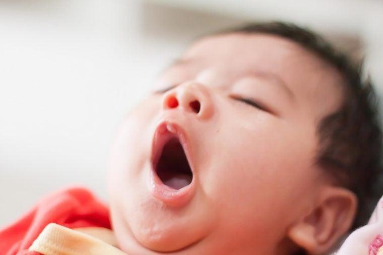 yawning-baby