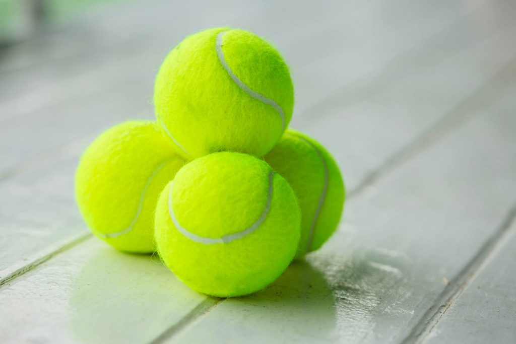 Why You Should Always Fly With A Tennis Ball In Your Carry