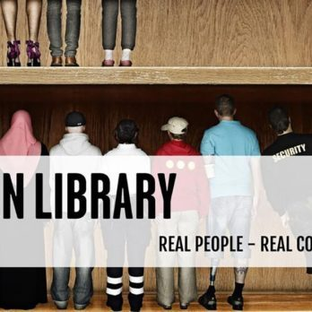 "At This Library, You Can ""Borrow"" People Instead of Books"