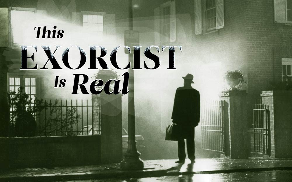 The Exorcist in Real Life Is an Italian Priest | Reader's ...