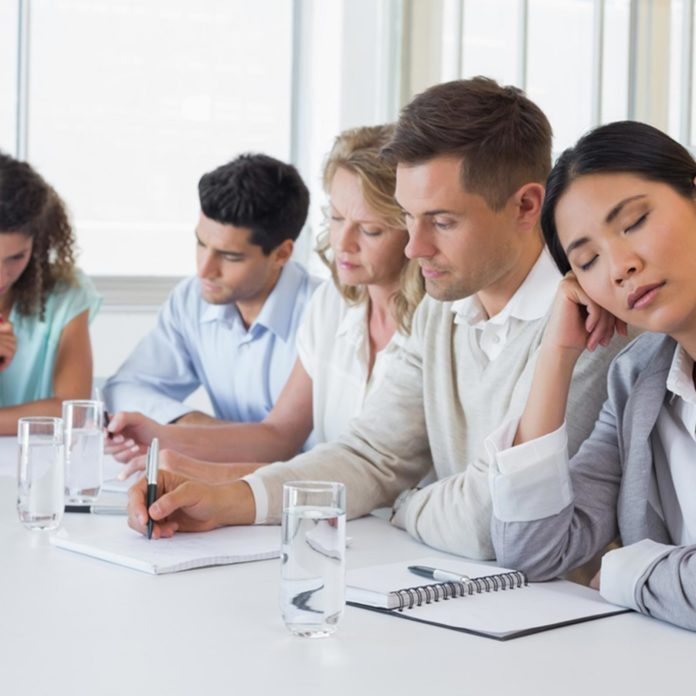 Here's How You Can Convince Your Boss to Stop Those Endless, Boring Work Meetings