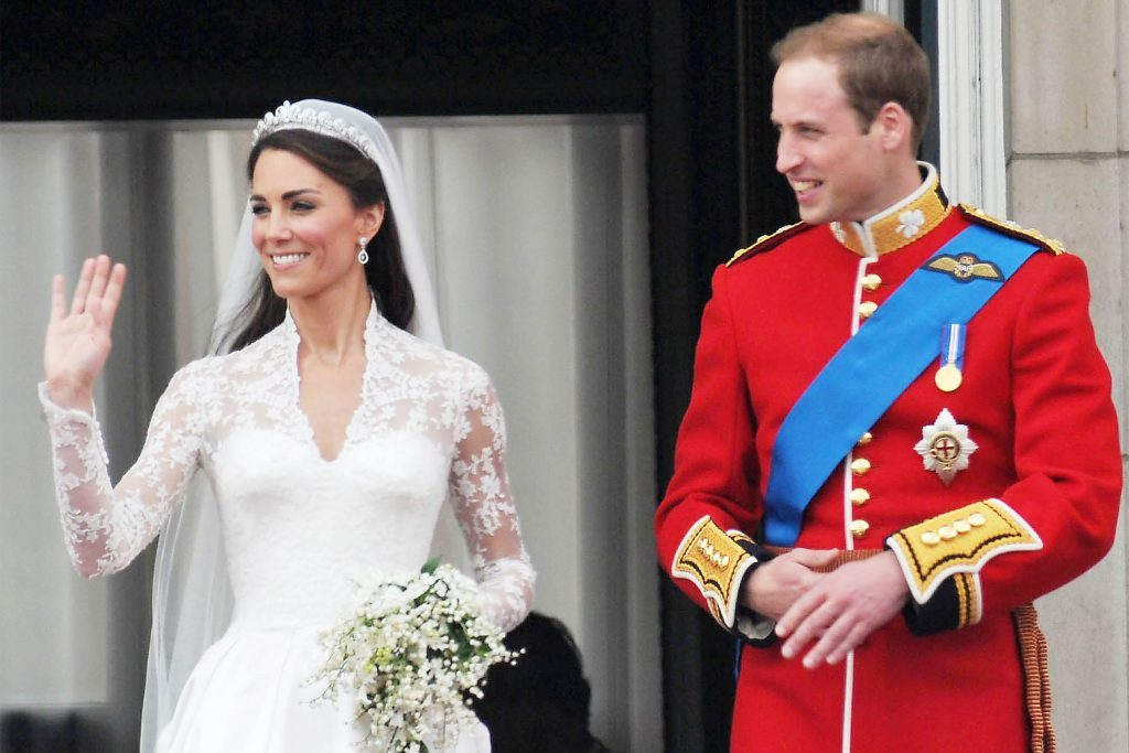 Alan Davidson Silverhub Rex Shutterstockonce We Were Done Ogling Kate Middleton S Jaw Dropping Wedding Dress Wanted To Know More About The Little