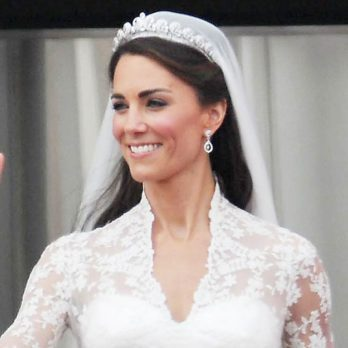 This Is the Nail Polish Kate Middleton Wore on Her Wedding Day