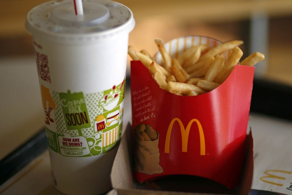 Why McDonald's Coke Tastes So Good | Reader's Digest