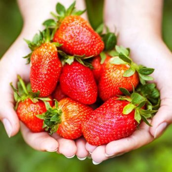 10 Amazing Health Benefits of the Strawberry