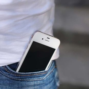 This Is the Worst Place to Store Your Cell Phone