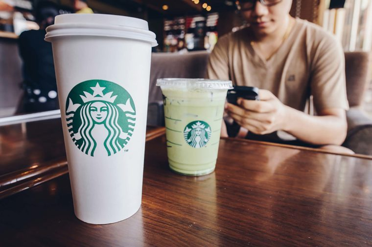 优惠只限今天!全马Starbucks 饮料折扣50%大促销!