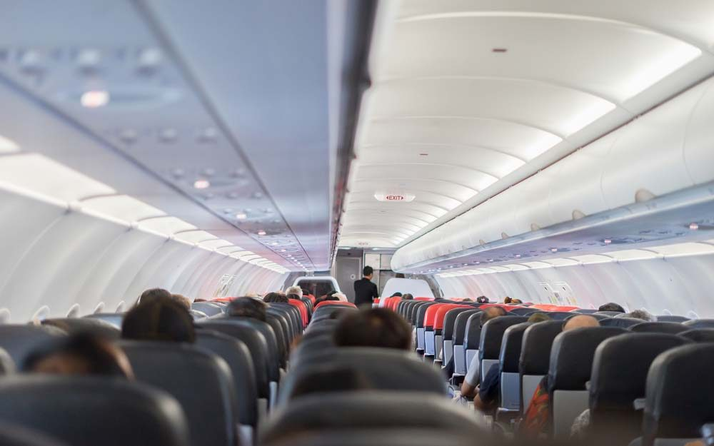 hidden airplane features you never knew about reader s digest