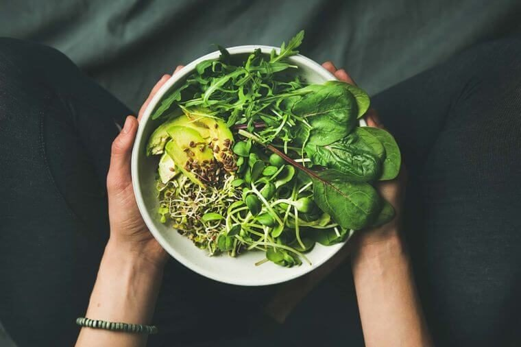 mental collapse vegan diet