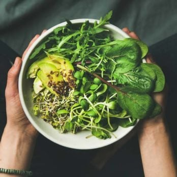 If You're a Vegetarian, You Could Be at Risk for These Mental Health Conditions