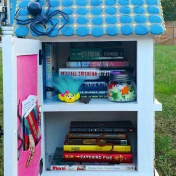 People Are Building Little Free Libraries—and They're Popping Up Everywhere