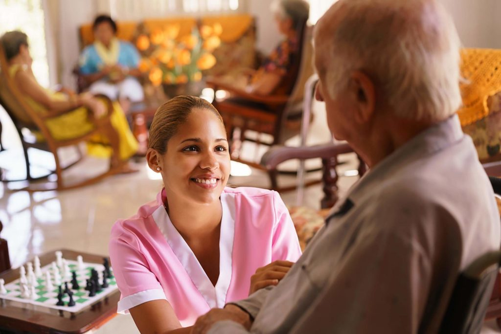 how to help aging parents stay in their home
