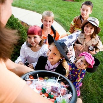 35 Neighborhoods Across the Country That Are Famous for Spoiling Trick-Or-Treaters