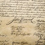 Who Has the Most Valuable Signature on the Declaration of Independence? (It's Not Who You Think)