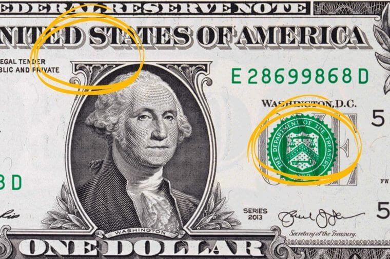Counterfeit Money How To Spot If A Bill Is Fake Reader S Digest