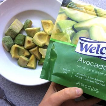We Tried Welch's Frozen Avocados—Here's What You Need to Know