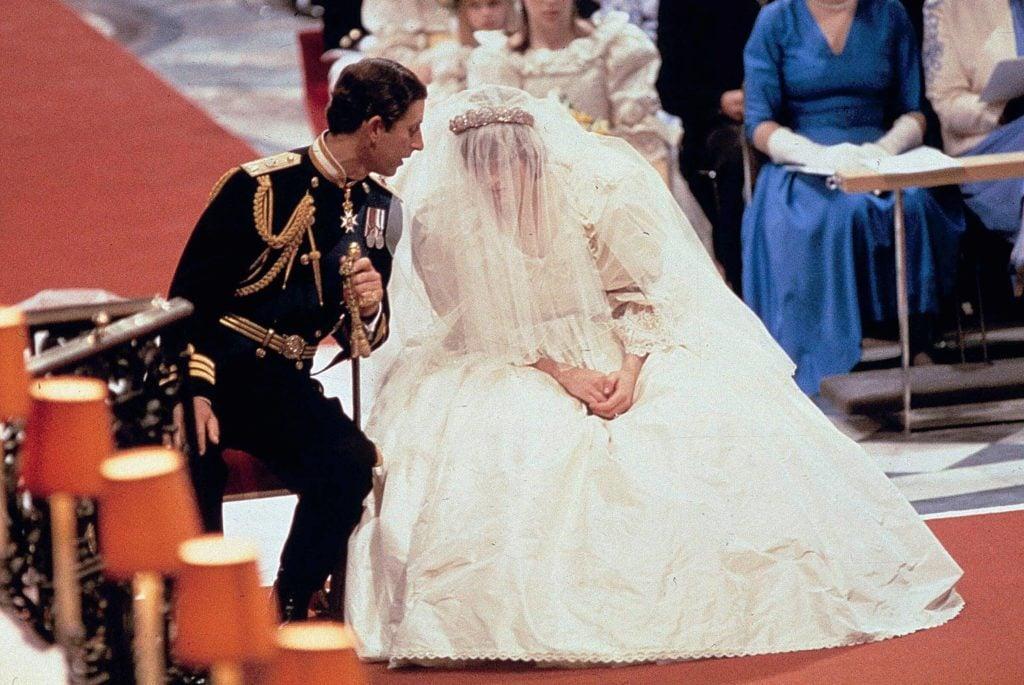 Princess Diana Wedding: Photos from Her Wedding to Prince Charles ...
