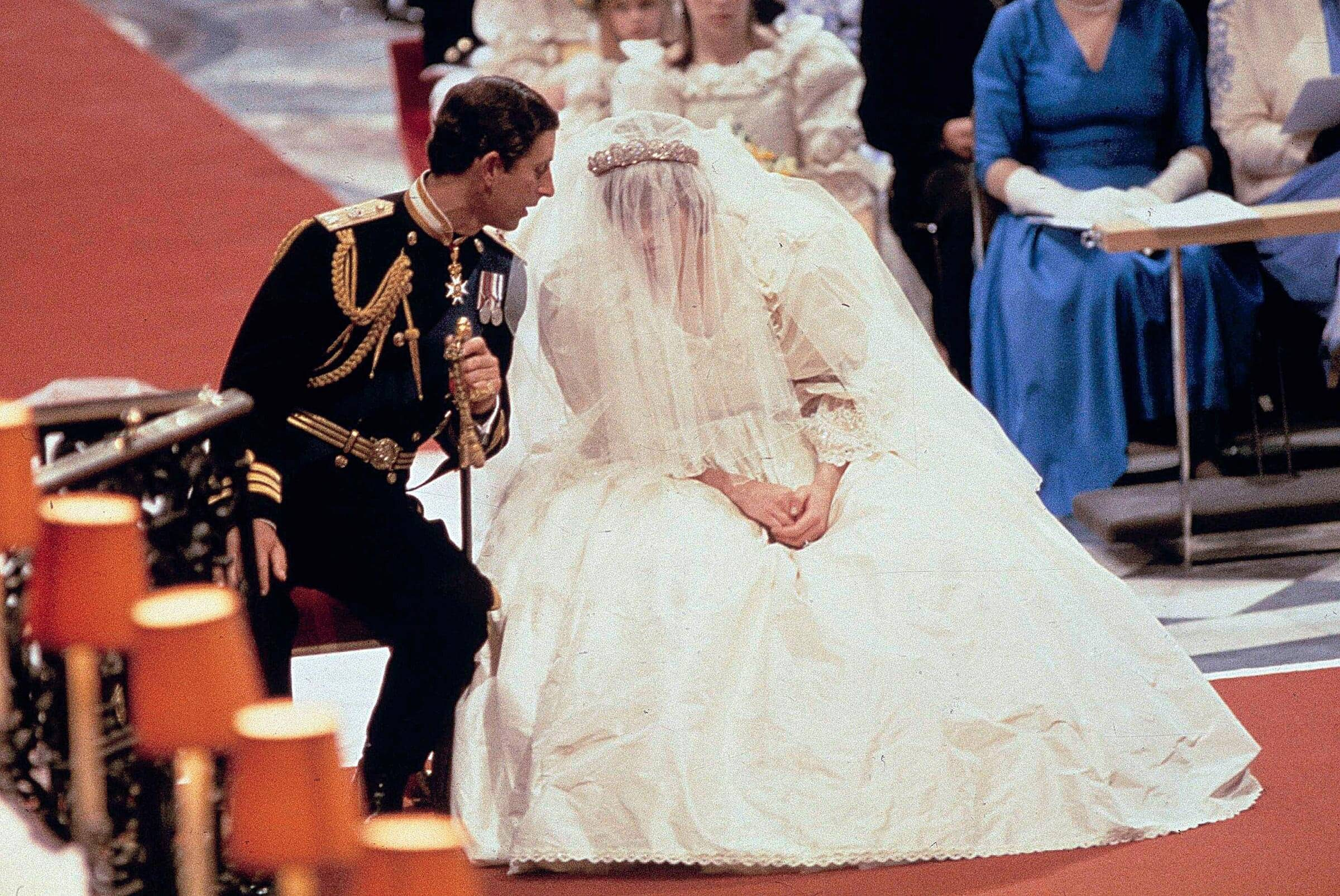 Princess Diana Wedding: Photos from Her Wedding to Prince Charles ...