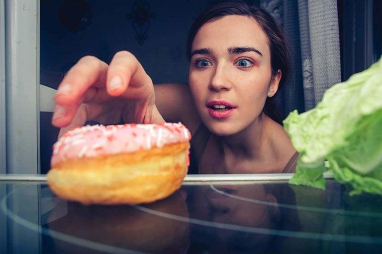 donut_fast food brain