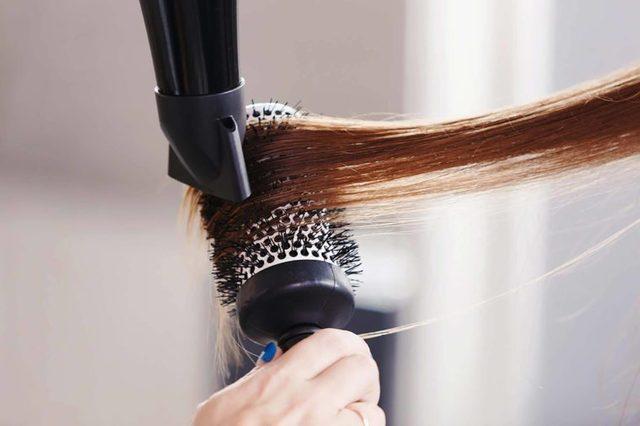 hair-brush