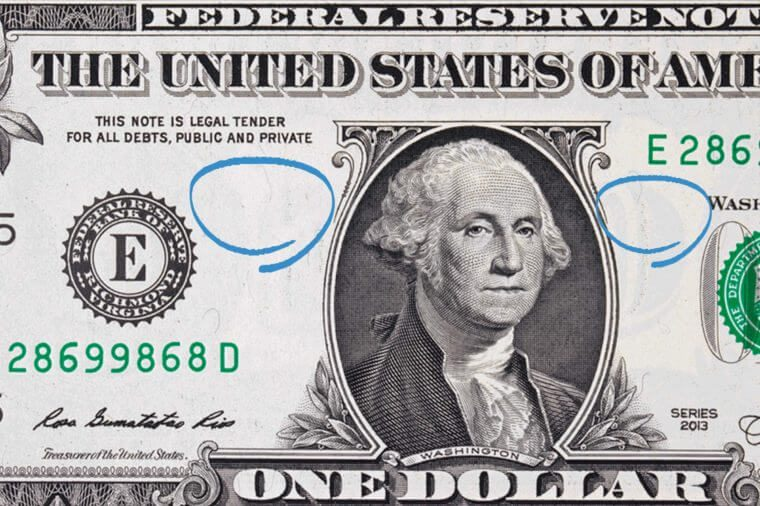 Counterfeit Money: How to Spot if a Bill Is Fake   Reader's Digest