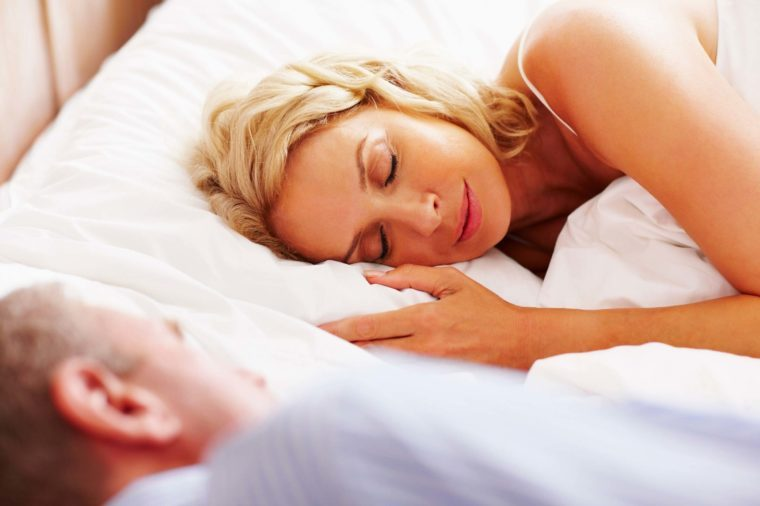 Couple Sleeping Positions and What They Mean for You | Reader's Digest