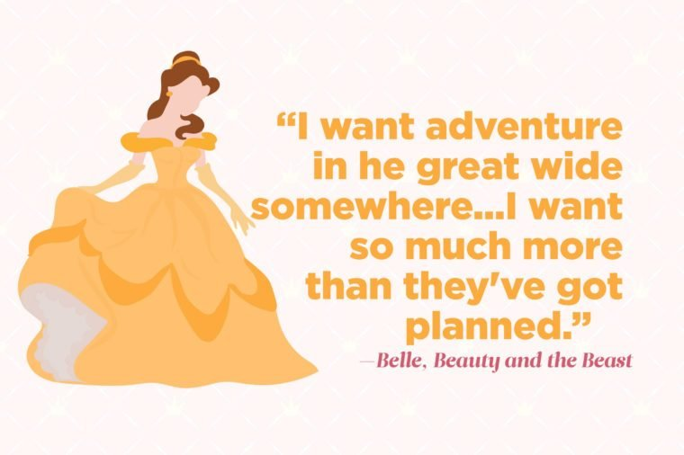 Disney Princess Quotes To Live By Reader's Digest Enchanting Walt Disney Quotes About Friendship