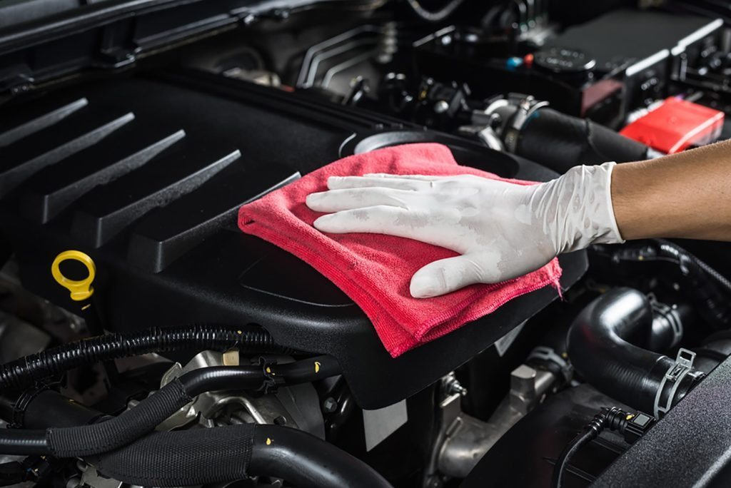 Should You Power Wash Your Car Engine