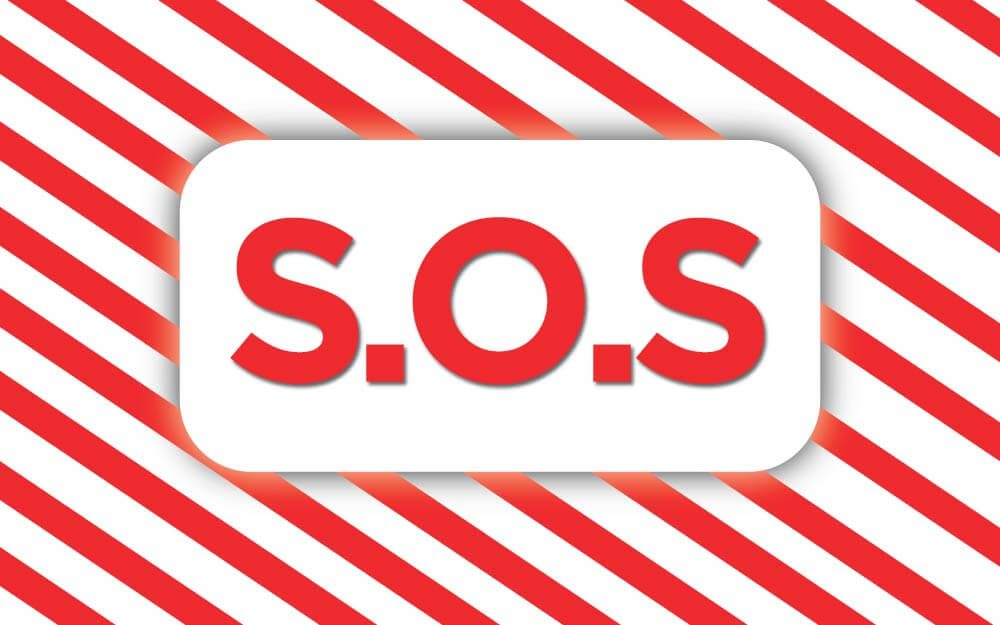 SOS: Here's What the Abbreviation Actually Means