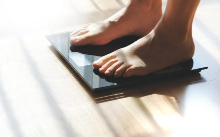 Weight loss at home plan