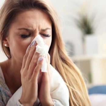 This Woman Thought She Had a Runny Nose—It Turned out Fluid Was Leaking from Her Brain