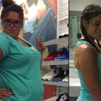 How This Woman Lost Over 180 Pounds—and Kept It Off