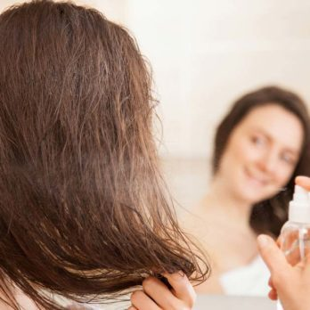 The Hidden Danger of Dry Shampoo You Need to Be Worried About