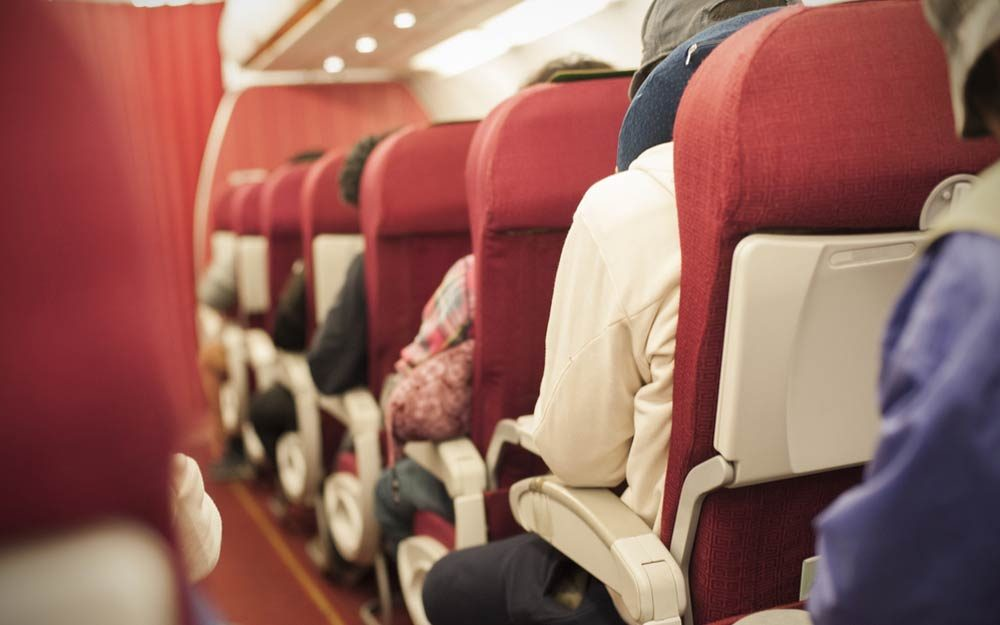 Where To Sit On A Plane For The Best Service Reader S Digest