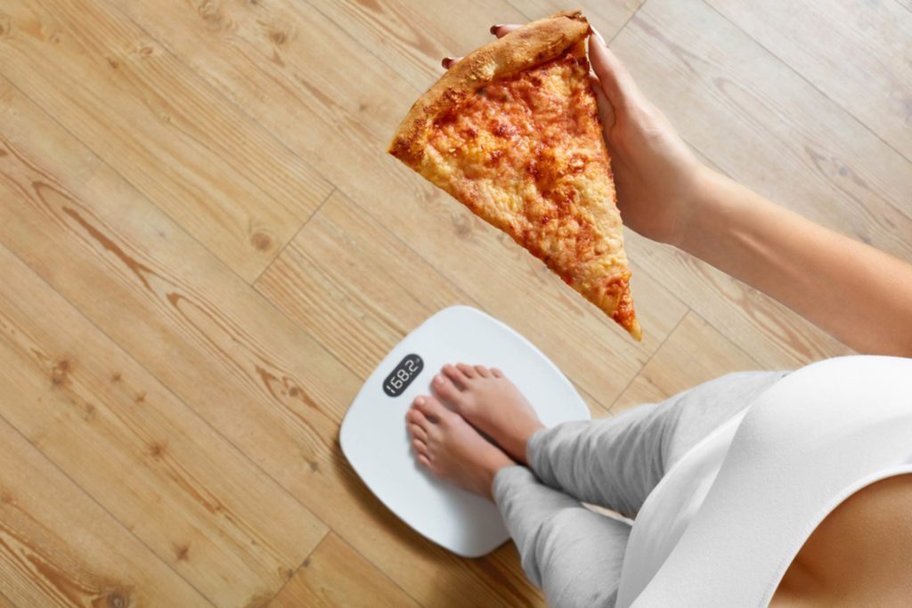 Good News: Eating Pizza Can Help You Lose Weight