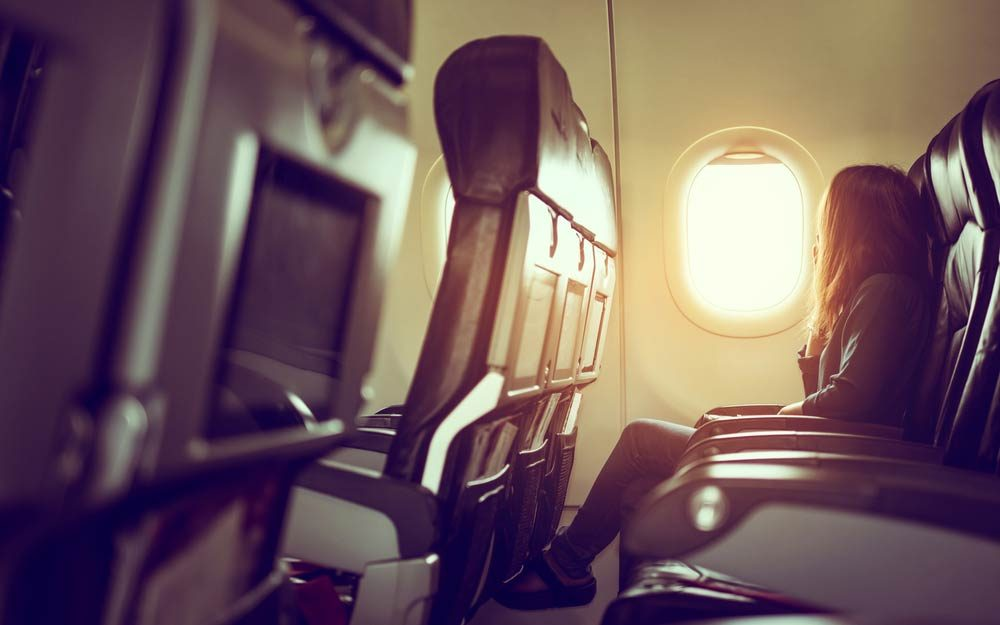 What Picking A Window Seat On An Airplane Says About Your
