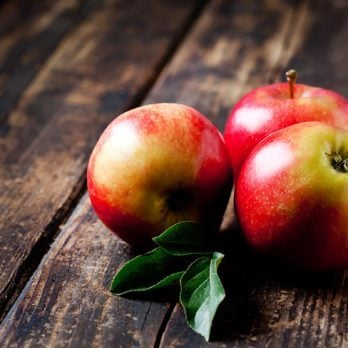 This Is Why Apples Have Those Little Spots All Over Them
