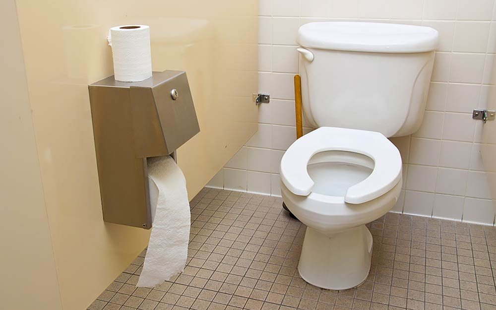 This Is Why Public Toilet Seats Are Shaped Like A U Reader S Digest
