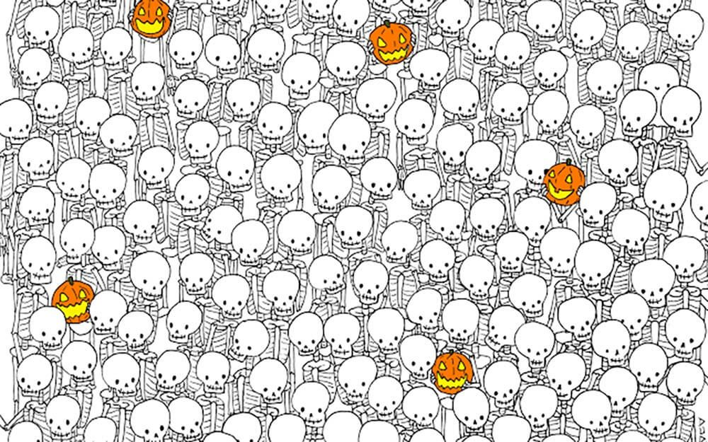 Can You Find the Ghost Hidden in This Tricky Photo?