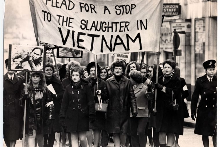vietnam protest_government secrets