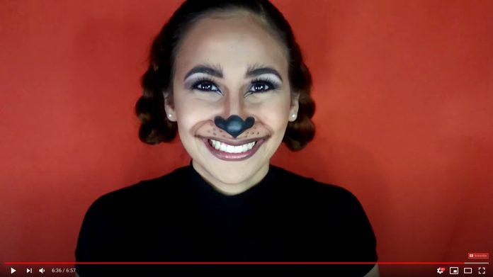 dog make up