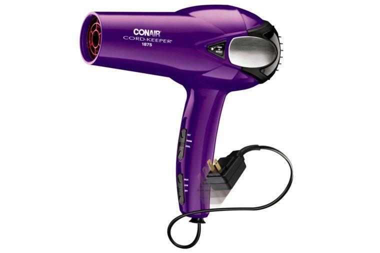 2-in-1 styler hair dryer