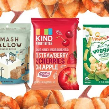 16 Healthy Halloween Candy Swaps That Won't Get Your House Egged