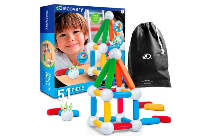 discovery kids magnetic blocks