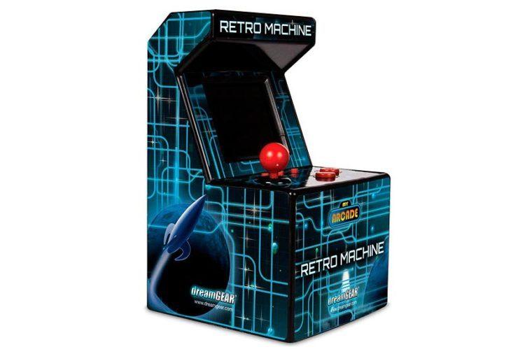 retro machine gaming system