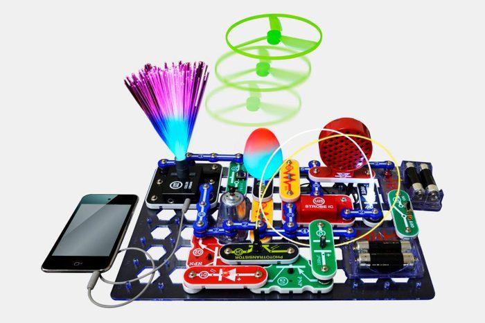 snap circuits light kit