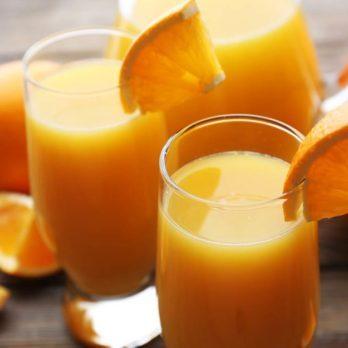 The Surprising Reason Your Orange Juice Might Not Be Vegan